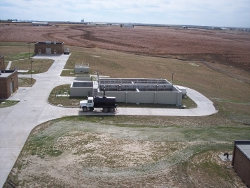 Wastewater Treatment Plant Digester